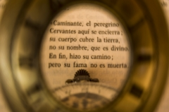 Concursante 20 Titulo : Cervantes atemporal