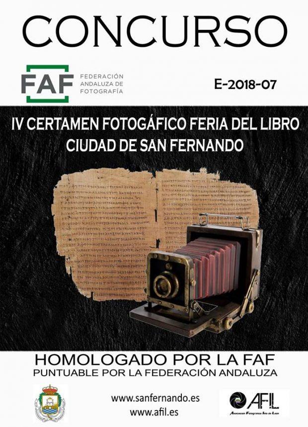 Concurso fotográfico Feria del Libro