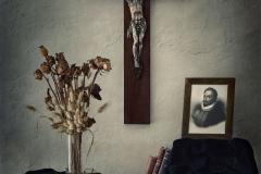 Concursante 16 Titulo : Oracion a Miguel de Cervantes